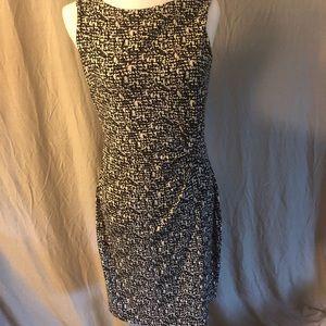 Ann Taylor Sleeveless Petite Dress